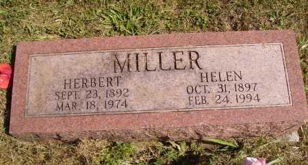 MILLER, HELEN - Meigs County, Ohio | HELEN MILLER - Ohio Gravestone Photos