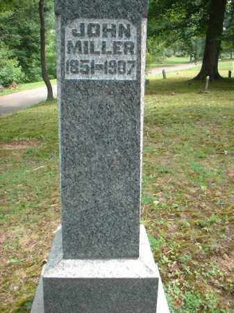 MILLER, JOHN - Meigs County, Ohio | JOHN MILLER - Ohio Gravestone Photos