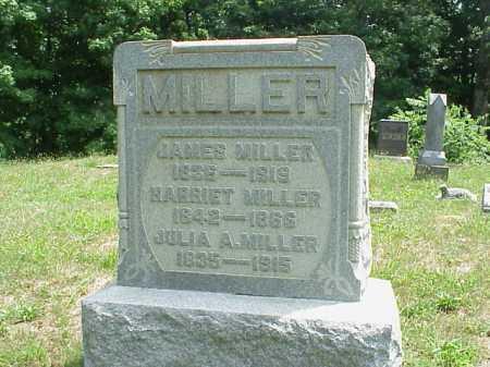 MILLER, JULIA A. - Meigs County, Ohio | JULIA A. MILLER - Ohio Gravestone Photos
