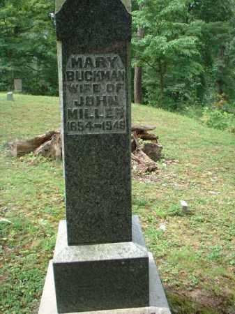 MILLER, MARY - Meigs County, Ohio | MARY MILLER - Ohio Gravestone Photos