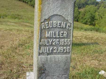 MILLER, REUBEN C. - Meigs County, Ohio   REUBEN C. MILLER - Ohio Gravestone Photos