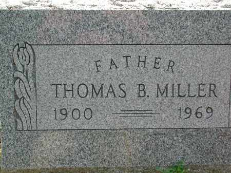 MILLER, THOMAS B. - Meigs County, Ohio | THOMAS B. MILLER - Ohio Gravestone Photos