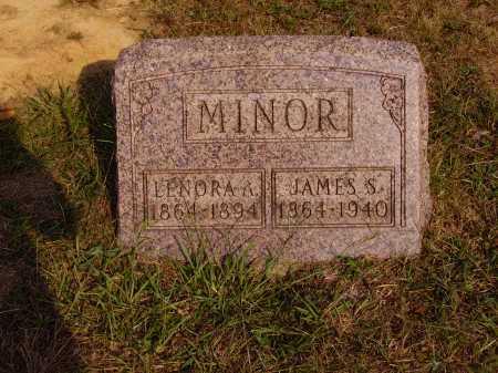MCELHINNY MINOR, LENORA A. - Meigs County, Ohio | LENORA A. MCELHINNY MINOR - Ohio Gravestone Photos