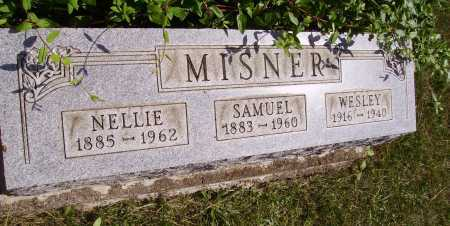 MISNER, NELLIE - Meigs County, Ohio | NELLIE MISNER - Ohio Gravestone Photos
