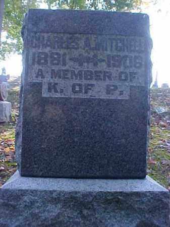 MITCHELL, CHARLES A. - Meigs County, Ohio | CHARLES A. MITCHELL - Ohio Gravestone Photos