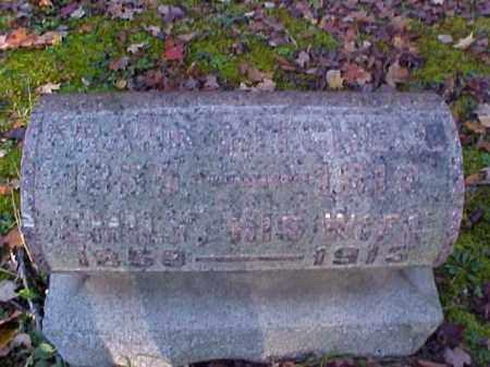 MITCHELL, FRANK - Meigs County, Ohio   FRANK MITCHELL - Ohio Gravestone Photos