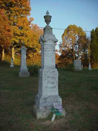 MOHLER, MONUMENT - Meigs County, Ohio | MONUMENT MOHLER - Ohio Gravestone Photos