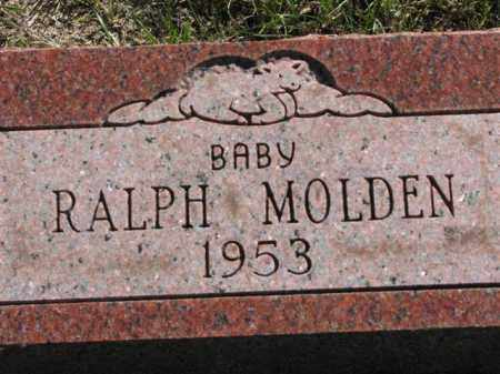 MOLDEN, RALPH - Meigs County, Ohio   RALPH MOLDEN - Ohio Gravestone Photos