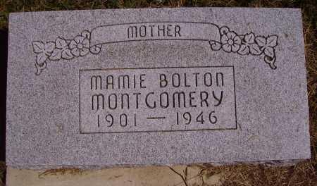 MONTGOMERY, MAMIE - Meigs County, Ohio | MAMIE MONTGOMERY - Ohio Gravestone Photos