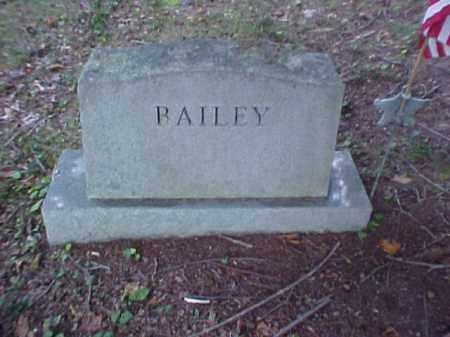 MONUMENT, BAILEY - Meigs County, Ohio   BAILEY MONUMENT - Ohio Gravestone Photos