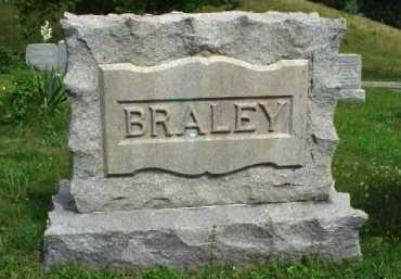 MONUMENT, BRALEY - Meigs County, Ohio   BRALEY MONUMENT - Ohio Gravestone Photos