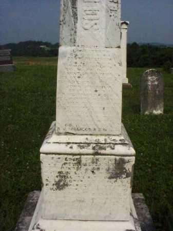 MONUMENT, CIVIL WAR - Meigs County, Ohio | CIVIL WAR MONUMENT - Ohio Gravestone Photos