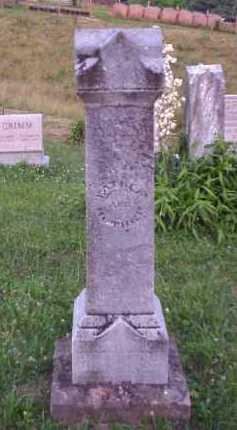 MONUMENT, JOHNSTON - Meigs County, Ohio | JOHNSTON MONUMENT - Ohio Gravestone Photos