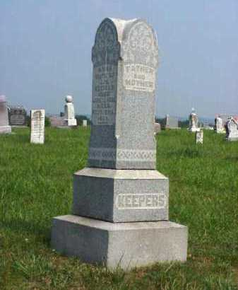 MONUMENT, KEEPERS - Meigs County, Ohio | KEEPERS MONUMENT - Ohio Gravestone Photos