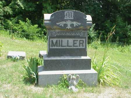 MILLER, MOUNMENT - Meigs County, Ohio   MOUNMENT MILLER - Ohio Gravestone Photos