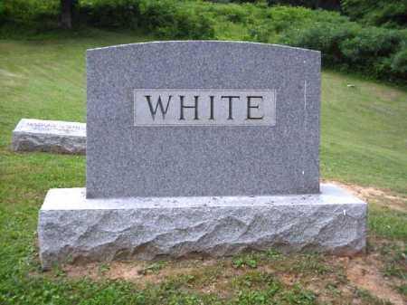 MONUMENT, WHITE - Meigs County, Ohio | WHITE MONUMENT - Ohio Gravestone Photos