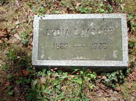 STONE MOORE, LYDIA L. - Meigs County, Ohio | LYDIA L. STONE MOORE - Ohio Gravestone Photos