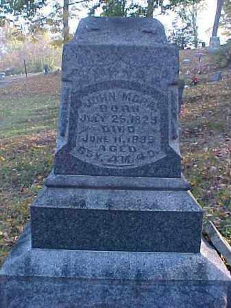 MORA, JOHN - Meigs County, Ohio   JOHN MORA - Ohio Gravestone Photos