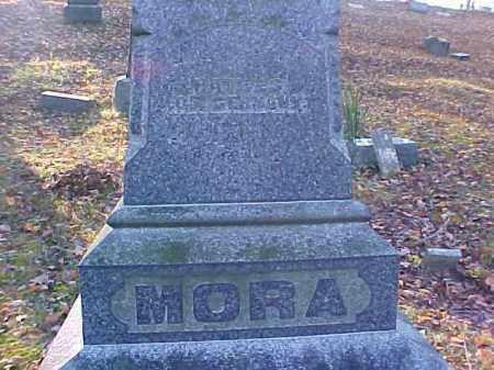 MORA, MONUMENT - Meigs County, Ohio | MONUMENT MORA - Ohio Gravestone Photos
