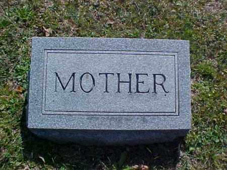 MOREDOCK, MOTHER - Meigs County, Ohio | MOTHER MOREDOCK - Ohio Gravestone Photos