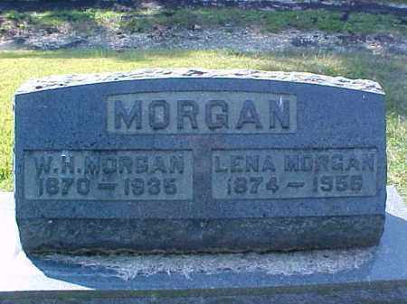 MORGAN, LENA - Meigs County, Ohio | LENA MORGAN - Ohio Gravestone Photos