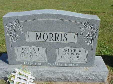 MORRIS, DONNA L. - Meigs County, Ohio | DONNA L. MORRIS - Ohio Gravestone Photos