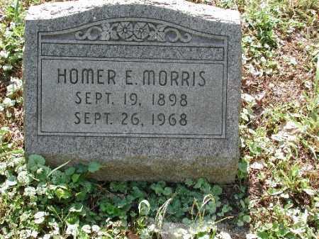 MORRIS, HOMER E. - Meigs County, Ohio | HOMER E. MORRIS - Ohio Gravestone Photos