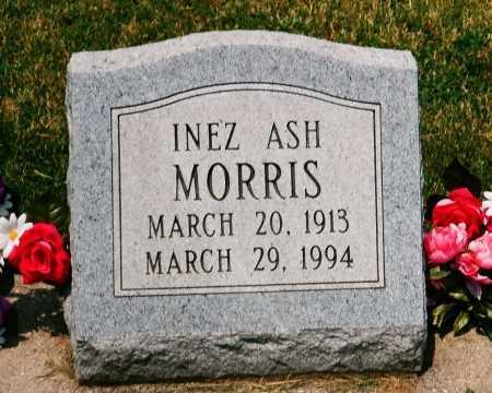 MORRIS, INEZ - Meigs County, Ohio | INEZ MORRIS - Ohio Gravestone Photos