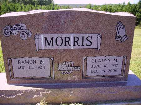 MORRIS, RAMON B. - Meigs County, Ohio   RAMON B. MORRIS - Ohio Gravestone Photos