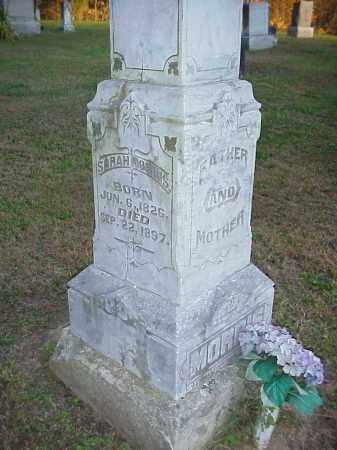 MORRIS, SARAH - Meigs County, Ohio | SARAH MORRIS - Ohio Gravestone Photos