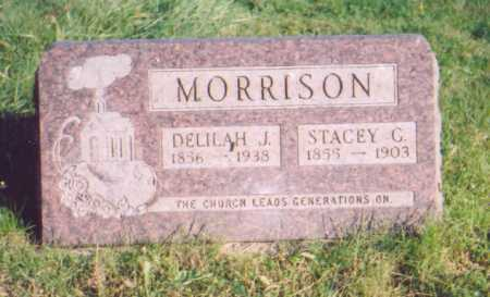 MORRISON, STACEY G. - Meigs County, Ohio | STACEY G. MORRISON - Ohio Gravestone Photos