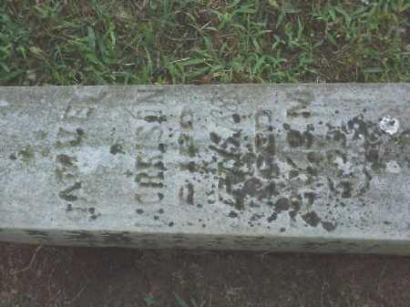 MORRISON, SAMUEL - Meigs County, Ohio | SAMUEL MORRISON - Ohio Gravestone Photos