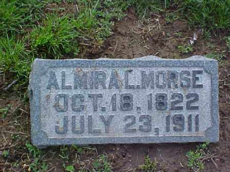 MORSE, ALMIRA L. - Meigs County, Ohio | ALMIRA L. MORSE - Ohio Gravestone Photos