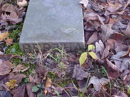 MORTON, BERTHA - Meigs County, Ohio | BERTHA MORTON - Ohio Gravestone Photos