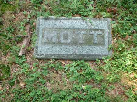 MOTT, UNKNOWN - Meigs County, Ohio | UNKNOWN MOTT - Ohio Gravestone Photos