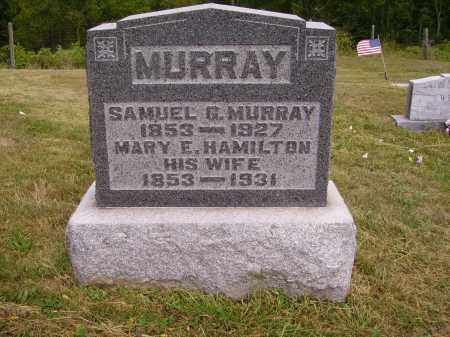 MURRAY, SAMUEL GEORGE - Meigs County, Ohio | SAMUEL GEORGE MURRAY - Ohio Gravestone Photos