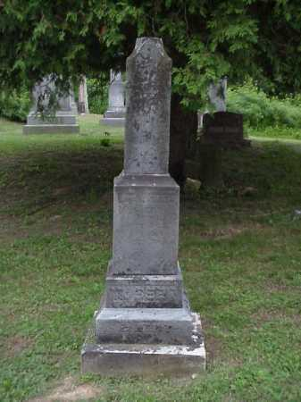 MUSSER, JOHN WESLEY - Meigs County, Ohio | JOHN WESLEY MUSSER - Ohio Gravestone Photos