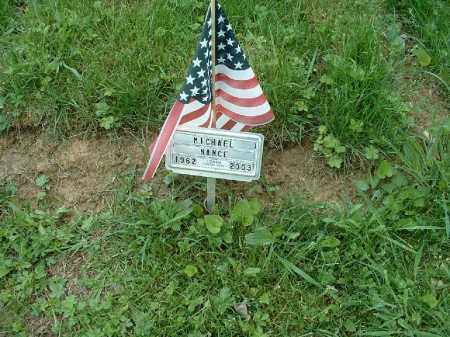 NANCE, MICHAEL - Meigs County, Ohio | MICHAEL NANCE - Ohio Gravestone Photos