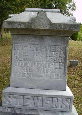 STEVENS, ADA - Meigs County, Ohio | ADA STEVENS - Ohio Gravestone Photos