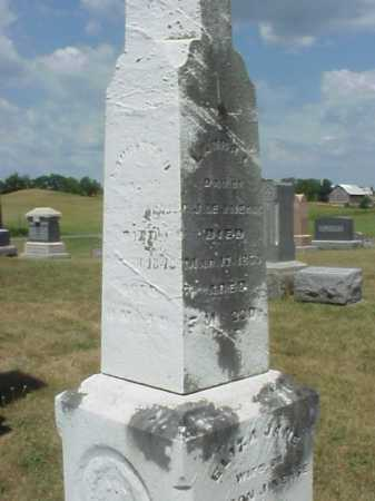 NEASE, ELIZA JANE - Meigs County, Ohio | ELIZA JANE NEASE - Ohio Gravestone Photos