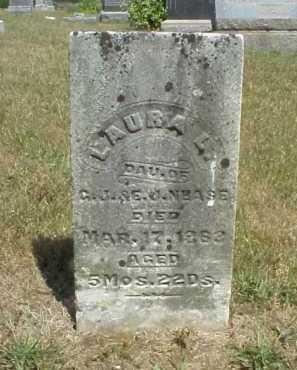 NEASE, LAURA L. - Meigs County, Ohio | LAURA L. NEASE - Ohio Gravestone Photos