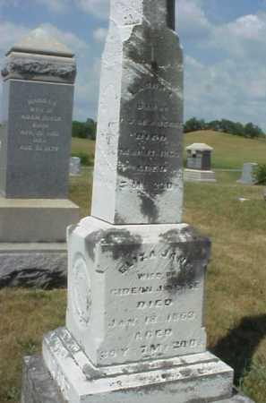 NEASE MONUMENT, LAURA L. & LAURETTA H., ELIZA JANE, GIDEON - Meigs County, Ohio | LAURA L. & LAURETTA H., ELIZA JANE, GIDEON NEASE MONUMENT - Ohio Gravestone Photos