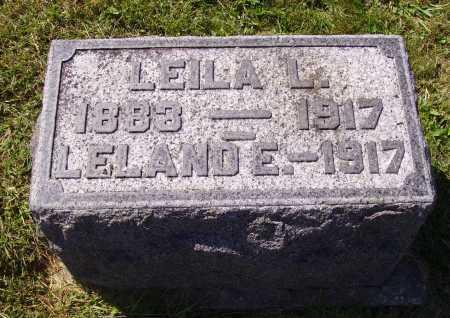 NEIGHBORGALL, LELAND E. - Meigs County, Ohio | LELAND E. NEIGHBORGALL - Ohio Gravestone Photos