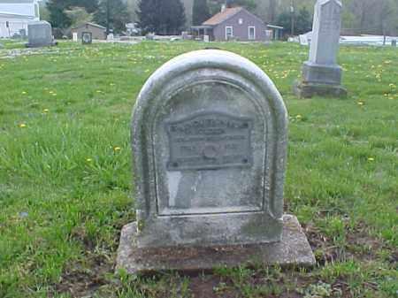 NEISWONGER, JOHN, COL. - Meigs County, Ohio | JOHN, COL. NEISWONGER - Ohio Gravestone Photos