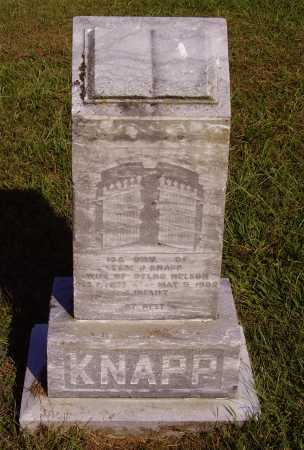 NELSON, CORA IDA - Meigs County, Ohio   CORA IDA NELSON - Ohio Gravestone Photos