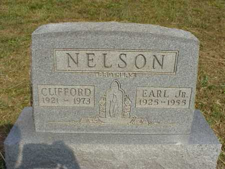 NELSON, CLIFFORD - Meigs County, Ohio | CLIFFORD NELSON - Ohio Gravestone Photos