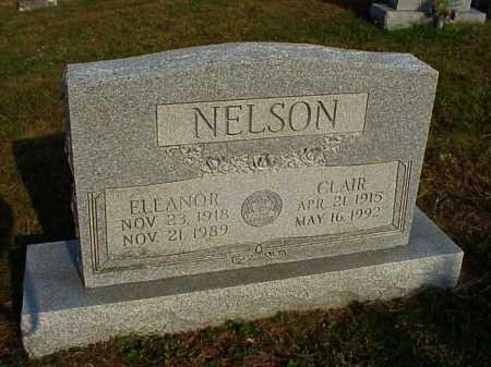 NELSON, ELEANOR - Meigs County, Ohio | ELEANOR NELSON - Ohio Gravestone Photos