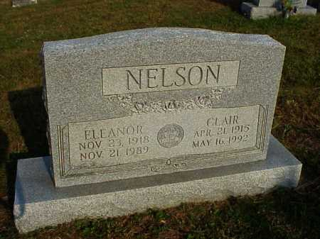 NELSON, CLAIR - Meigs County, Ohio | CLAIR NELSON - Ohio Gravestone Photos