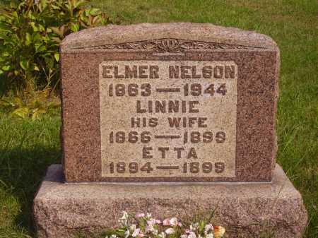NELSON, ELMER - Meigs County, Ohio | ELMER NELSON - Ohio Gravestone Photos