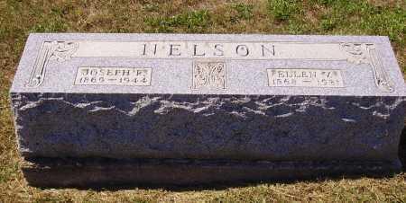 NELSON, ELLEN V. - Meigs County, Ohio   ELLEN V. NELSON - Ohio Gravestone Photos